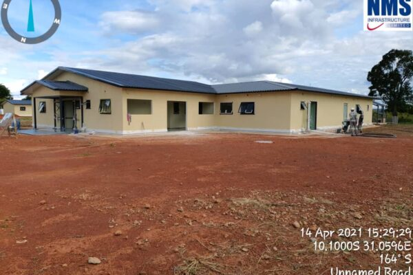 14th April 2021 - Mwamba Mini Hospital