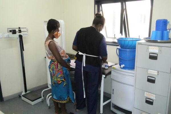 8th April 2021 - Misisi Mini Hospital
