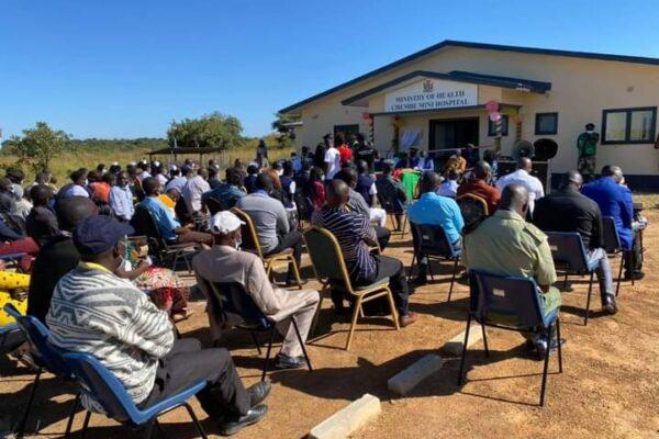 6th May 2021 - Kasongo Mini Hospital Commissioning Ceremony