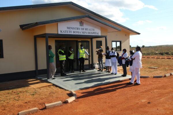 8th June 2021 - Katete Boma Mini Hospital