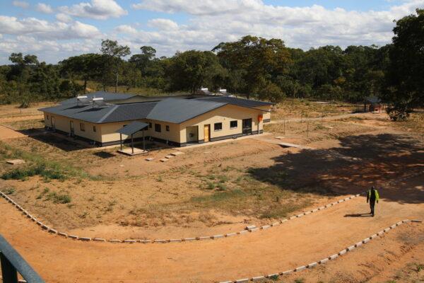 8th June 2021 - Nsheketeni Mini Hospital