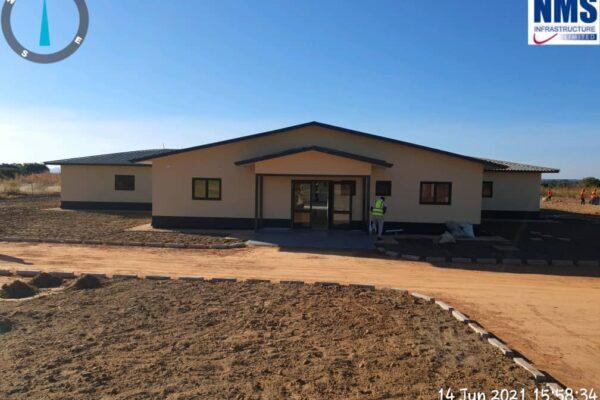 14th June 2021 - Mpumba Mini Hospital
