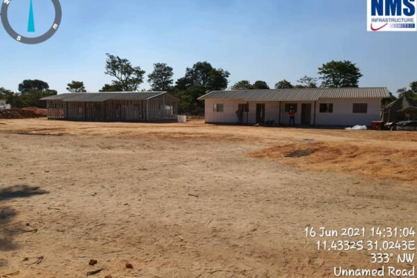 16th June 2021 - Chalabesa Mini Hospital