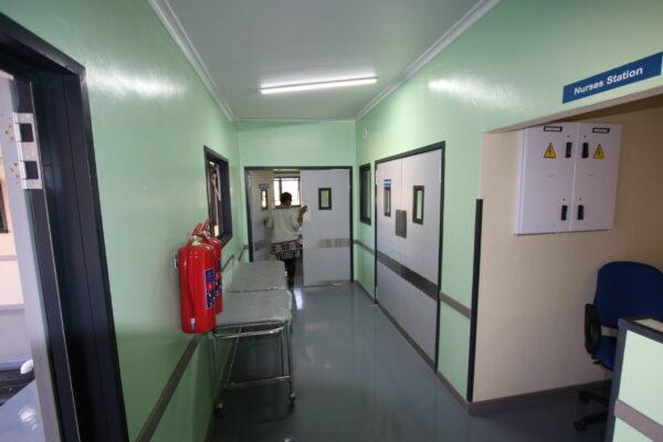 30th June 2021 - Kalantekwe Mini Hospital