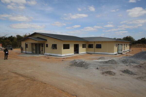 27th July 2021 - Maposa Mini Hospital