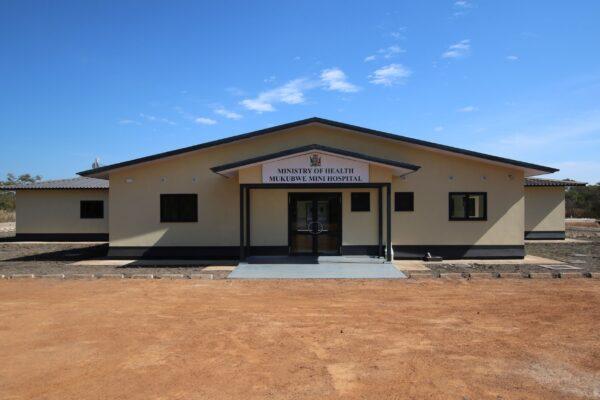 28th July 2021 - Mukubwe Mini Hospital