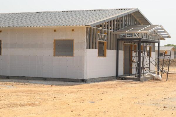 20th August 2021 - Chambeshi Mini Hospital