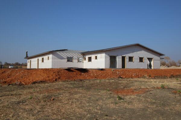 31st August 2021 - Chief Chikanta Mini Hospital