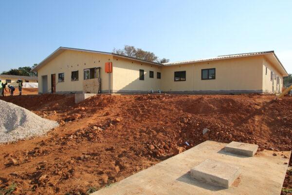 1st September 2021 - Kaonga Mini Hospital