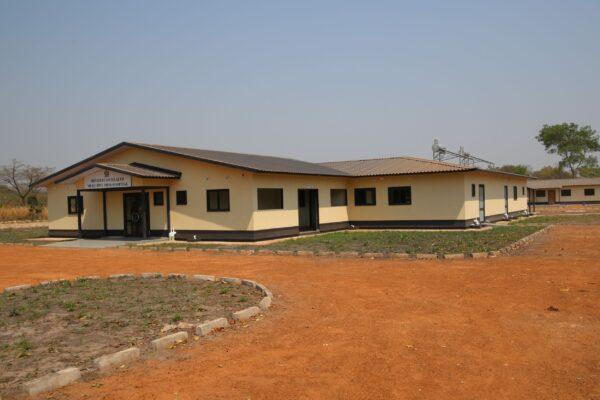 22nd September 2021- Mukubwe Mini Hospital