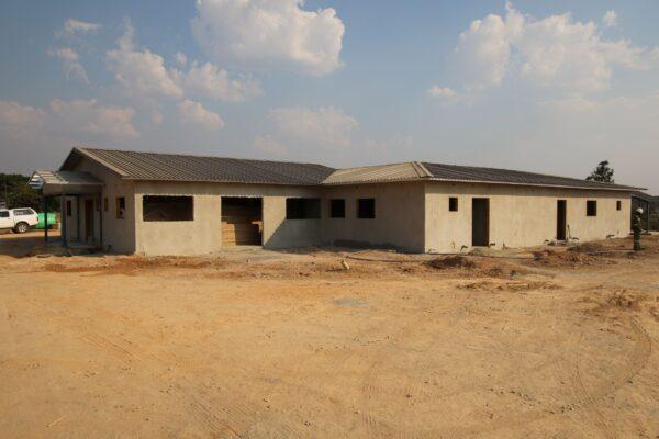 23rd September 2021 -Chambeshi Mini Hospital