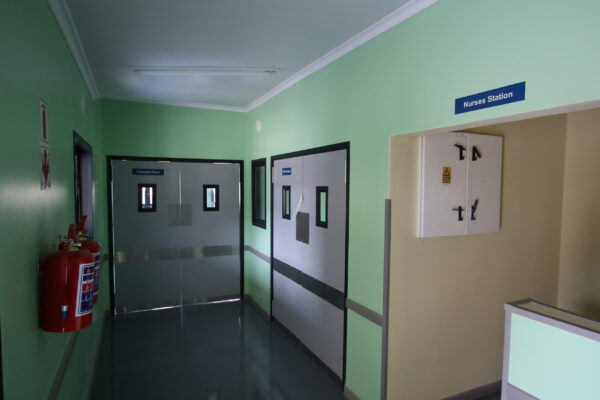 4th October 2021 - Kaonga Mini Hospital