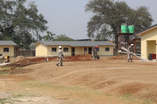 6th October 2021 - Dambwa Mini Hospital
