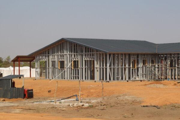 14th October 2021 - Kaumbwe Mini Hospital
